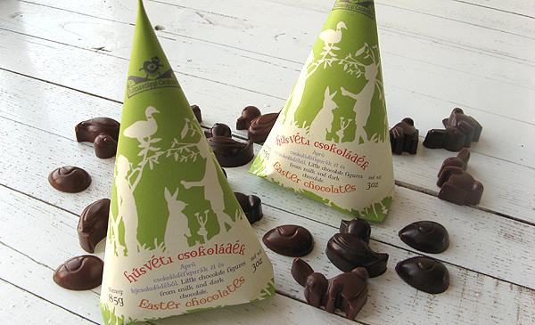 rozsavolgyi csokolade easter chocolates
