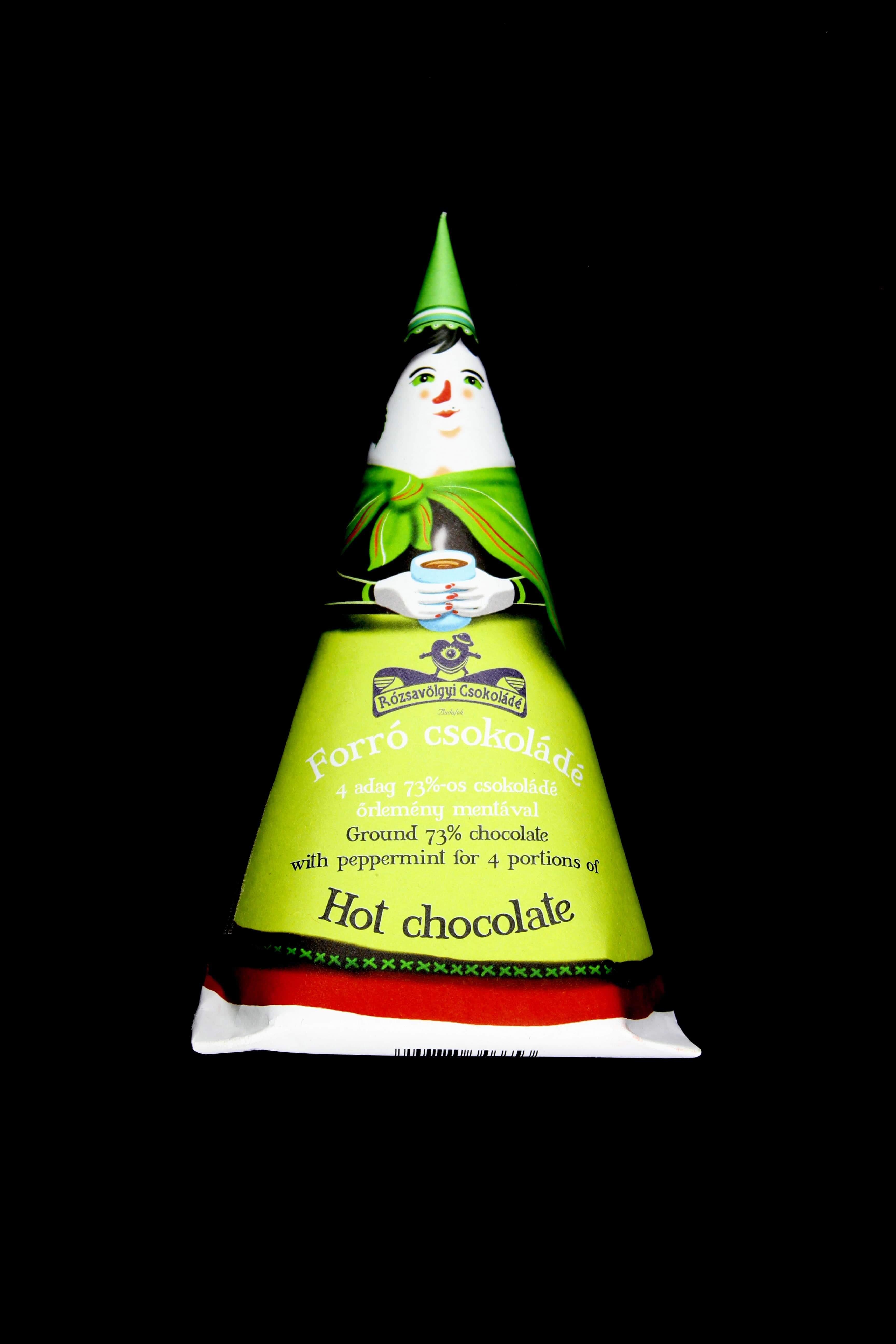 rozsavolgyi csokolade hot chocolate peppermint 73