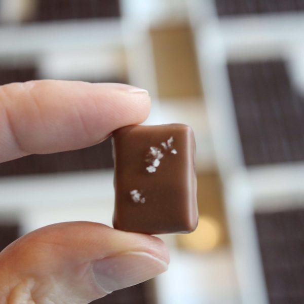 hilde devolder chocolatier gezouten karamel