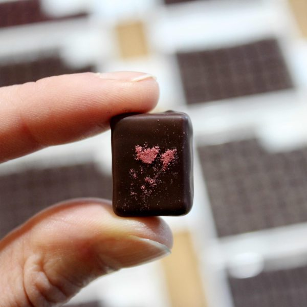 hilde devolder chocolatier cranberries