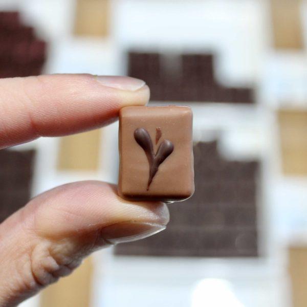 hilde devolder chocolatier mille feuille