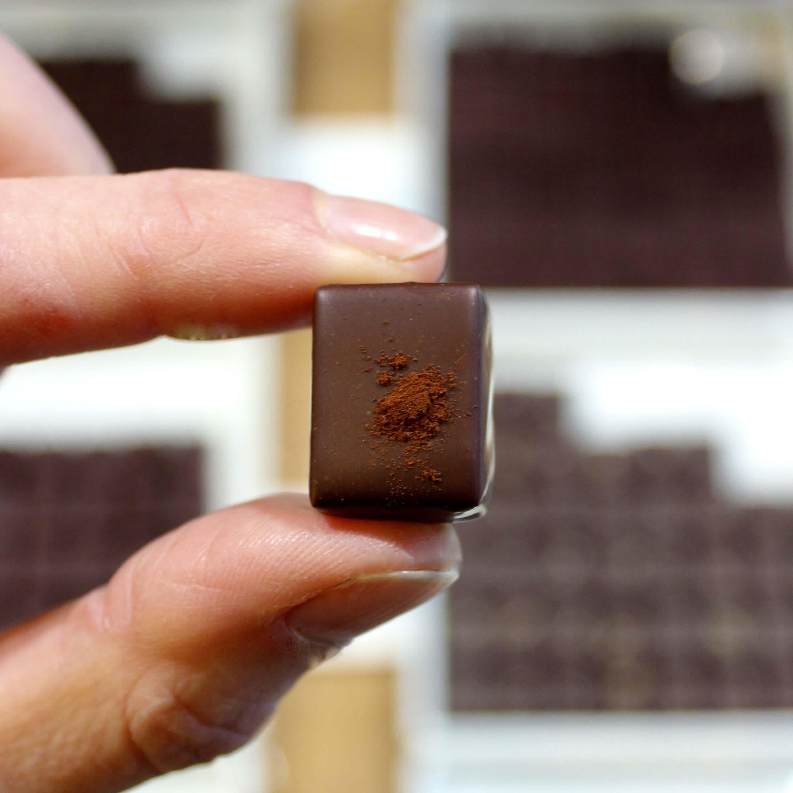 hilde devolder chocolatier organic cognac