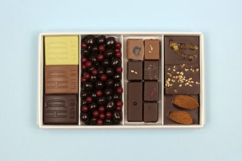 hd ghent by hilde devolder chocolatier degustation box (small)