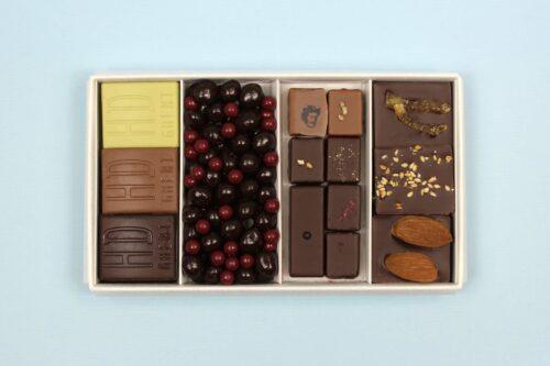 hd ghent by hilde devolder chocolatier degustation box (small)