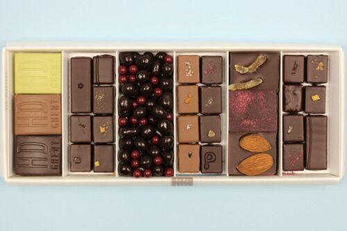 hd ghent hilde devolder chocolatier degustation box big