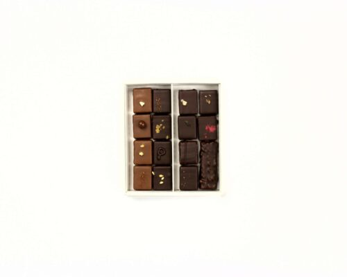 hilde devolder chocolatier box 15-16