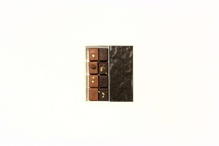 hilde devolder chocolatier box 15-16 with protection