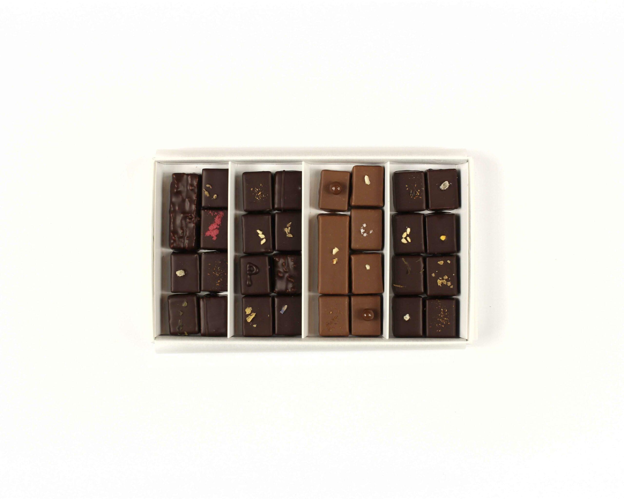hilde devolder chocolatier box 30-32