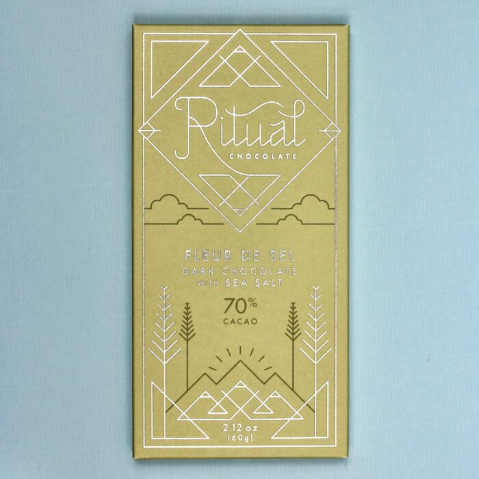ritual chocolate fleur de sel 70