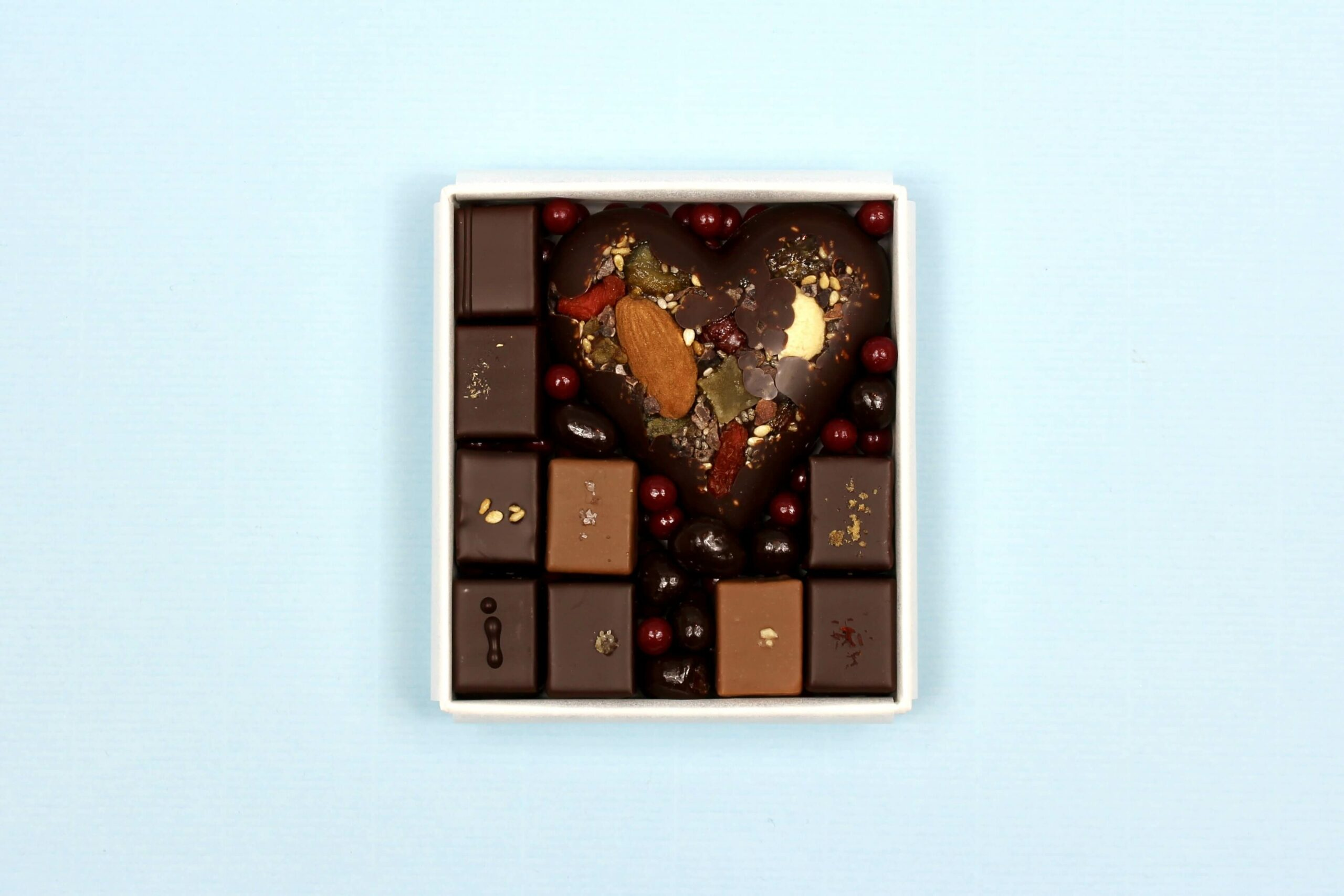 hd ghent by hilde devolder chocolater box with chocolates and more