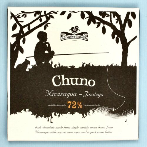 rozsavolgyi csokolade chuno nicaragua 72