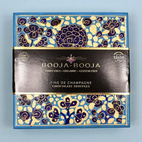 booja booja fine de champagne chocolate truffles artist collection