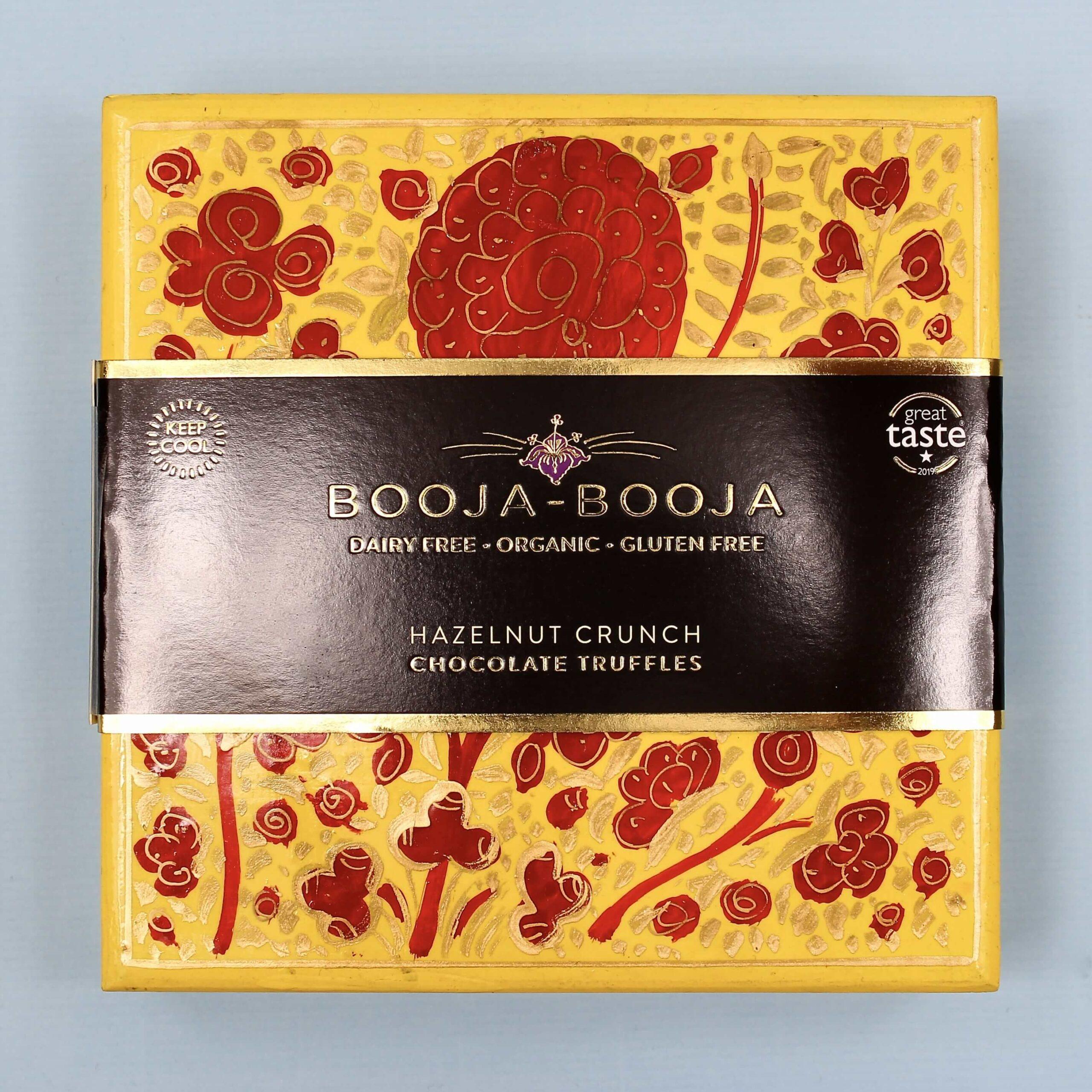 booja booja hazelnut crunch artist collection