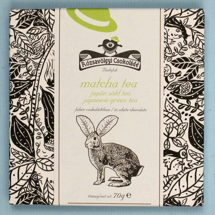 rozsavolgyi csokolade matcha tea