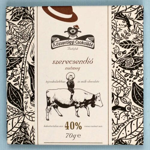 rozsavolgyi csokolade nutmeg 40