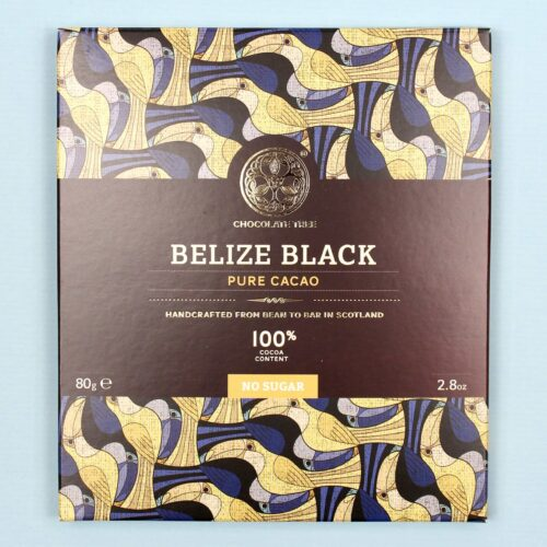 chocolate tree belize black 100