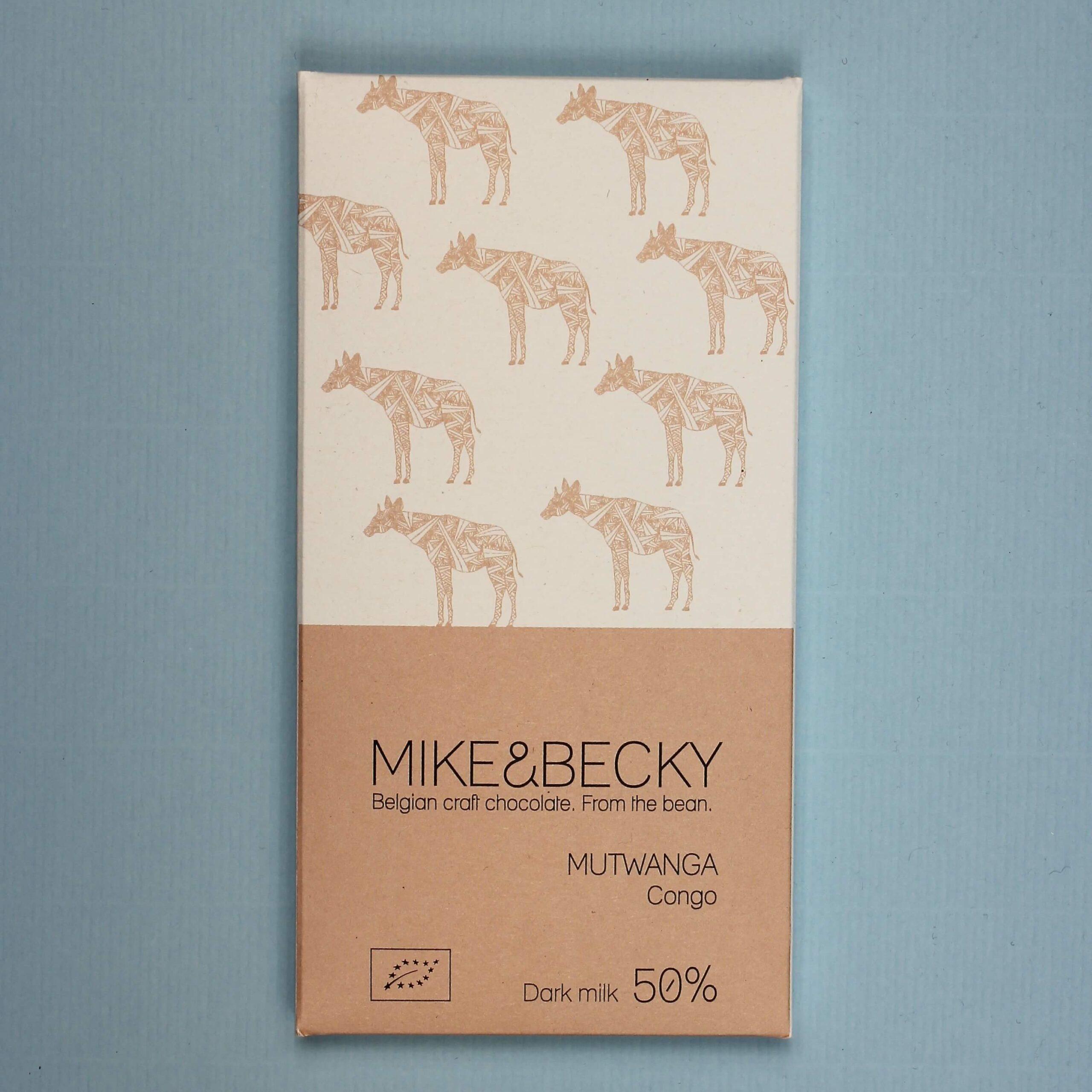 mike becky mutwanga congo 50