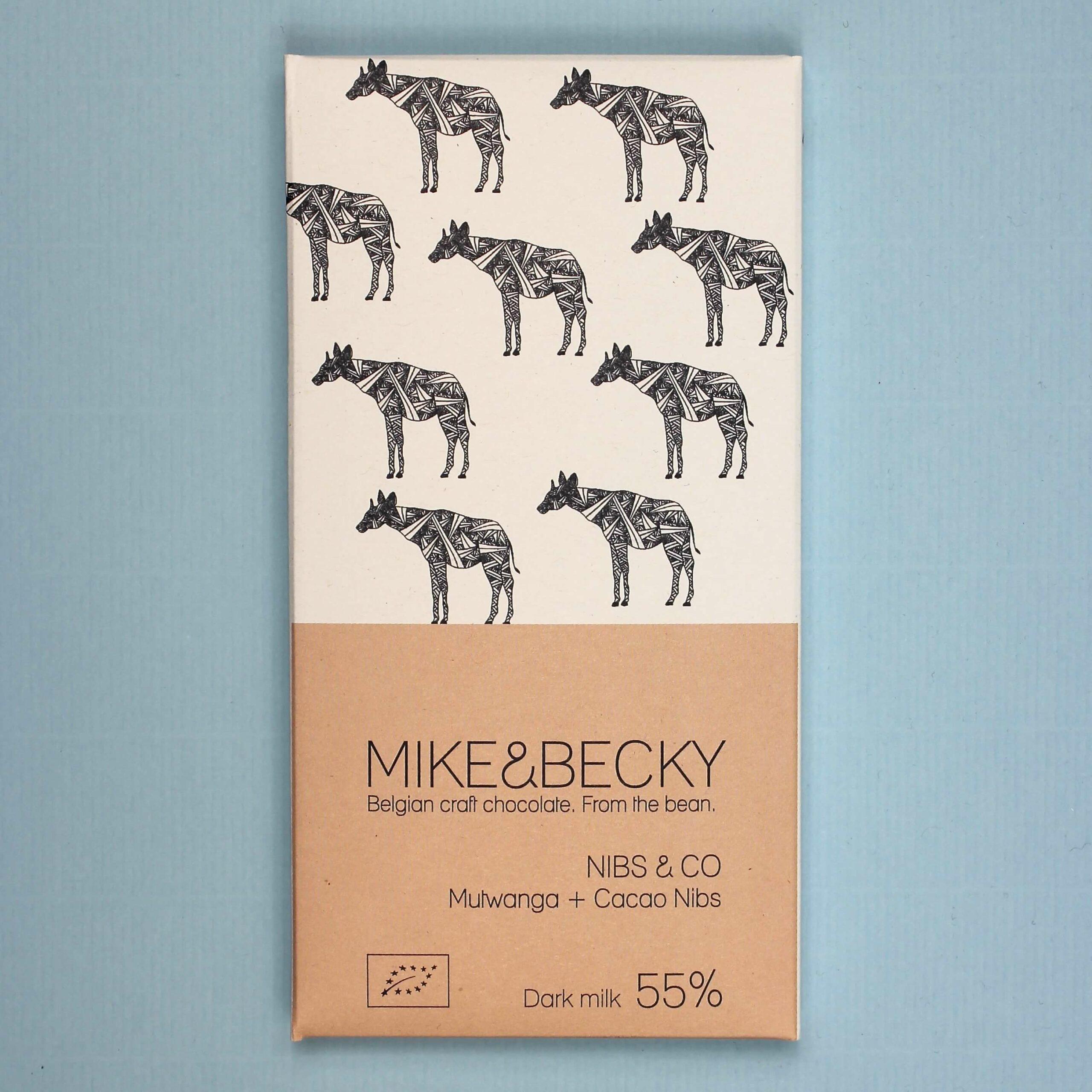 mike becky nibs co mutwanga congo cacao nibs 55