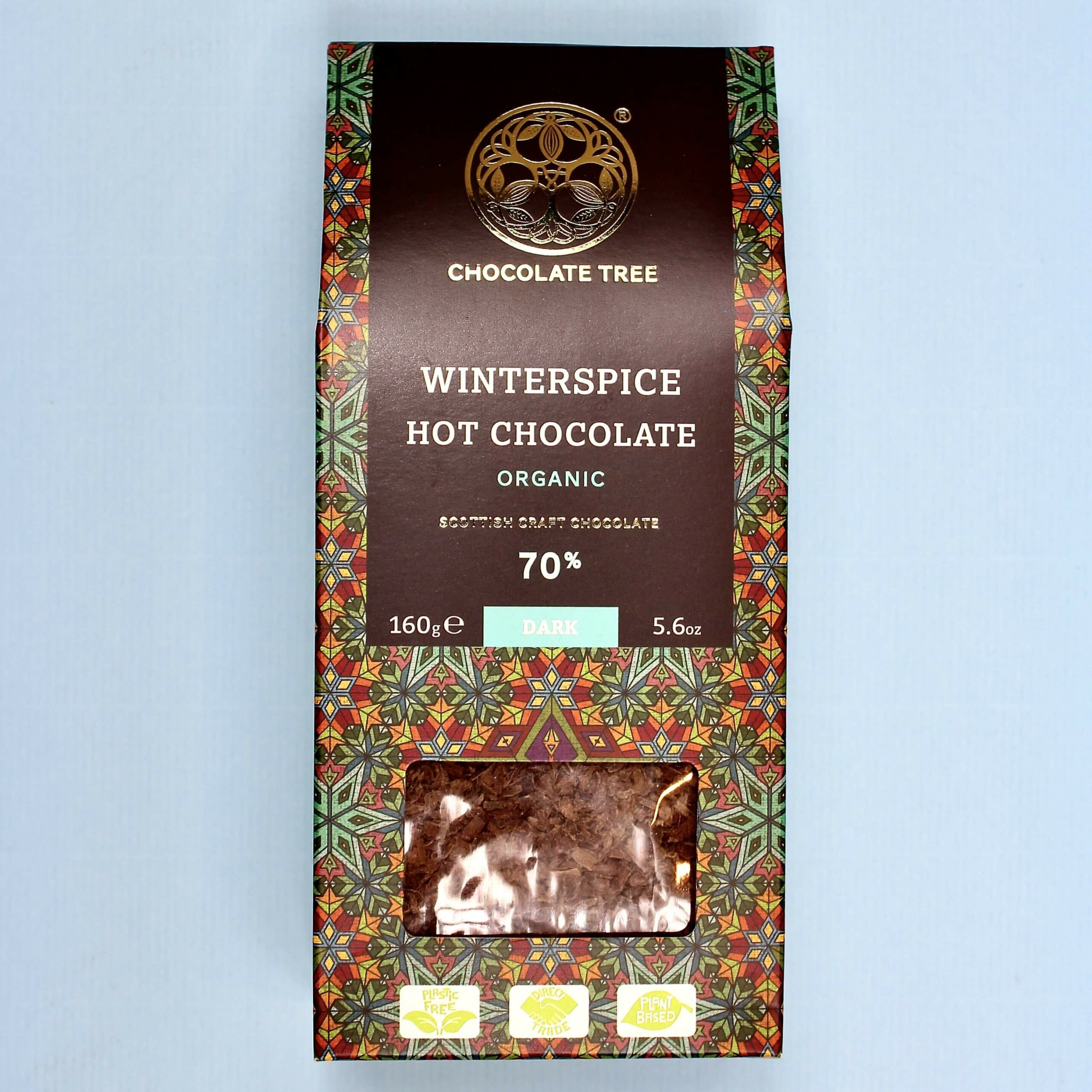 chocolate tree winterspice hot chocolate 70