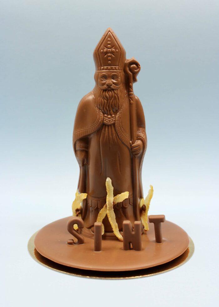 hd ghent by hilde devolder chocolatier sinterklaas melk chocolade