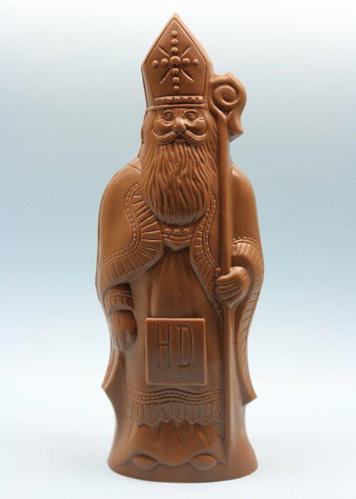 hd ghent by hilde devolder chocolatier sinterklaas melkchocolade 23 cm