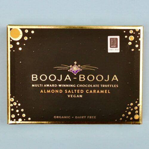 HD Ghent booja booja almond salted caramel truffles vegan