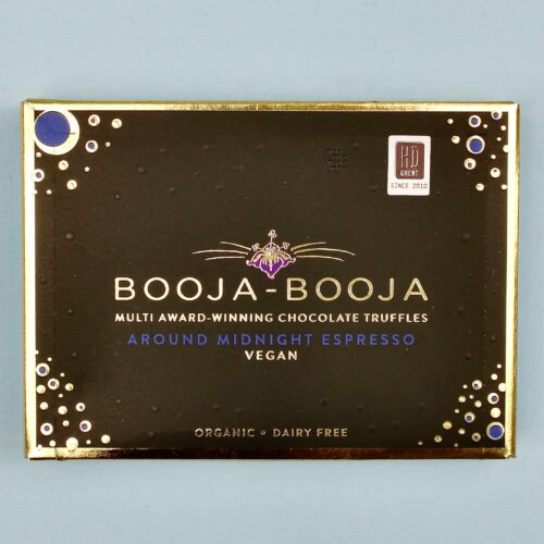 HD Ghent booja booja around midnight espresso truffles vegan