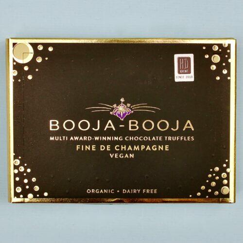 HD Ghent booja booja fine de champagne truffles vegan