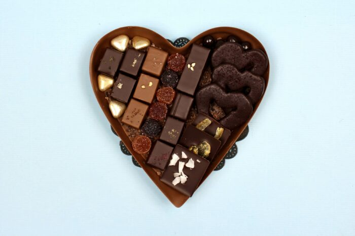 hd ghent filled heart milk chocolate valentine 2021 big