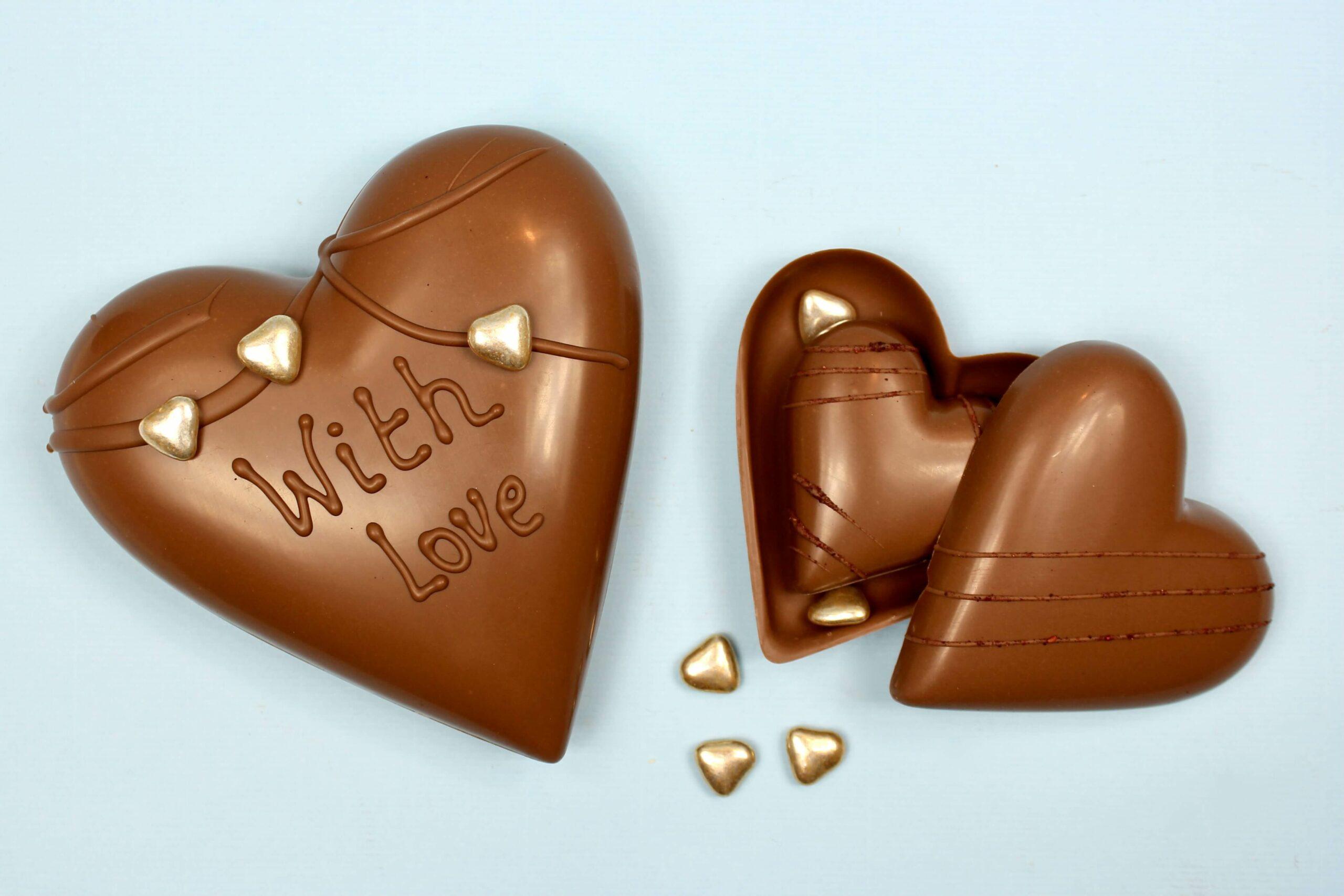 hd ghent matroeska heart milk chocolate valentine 2021 set of tree one in two