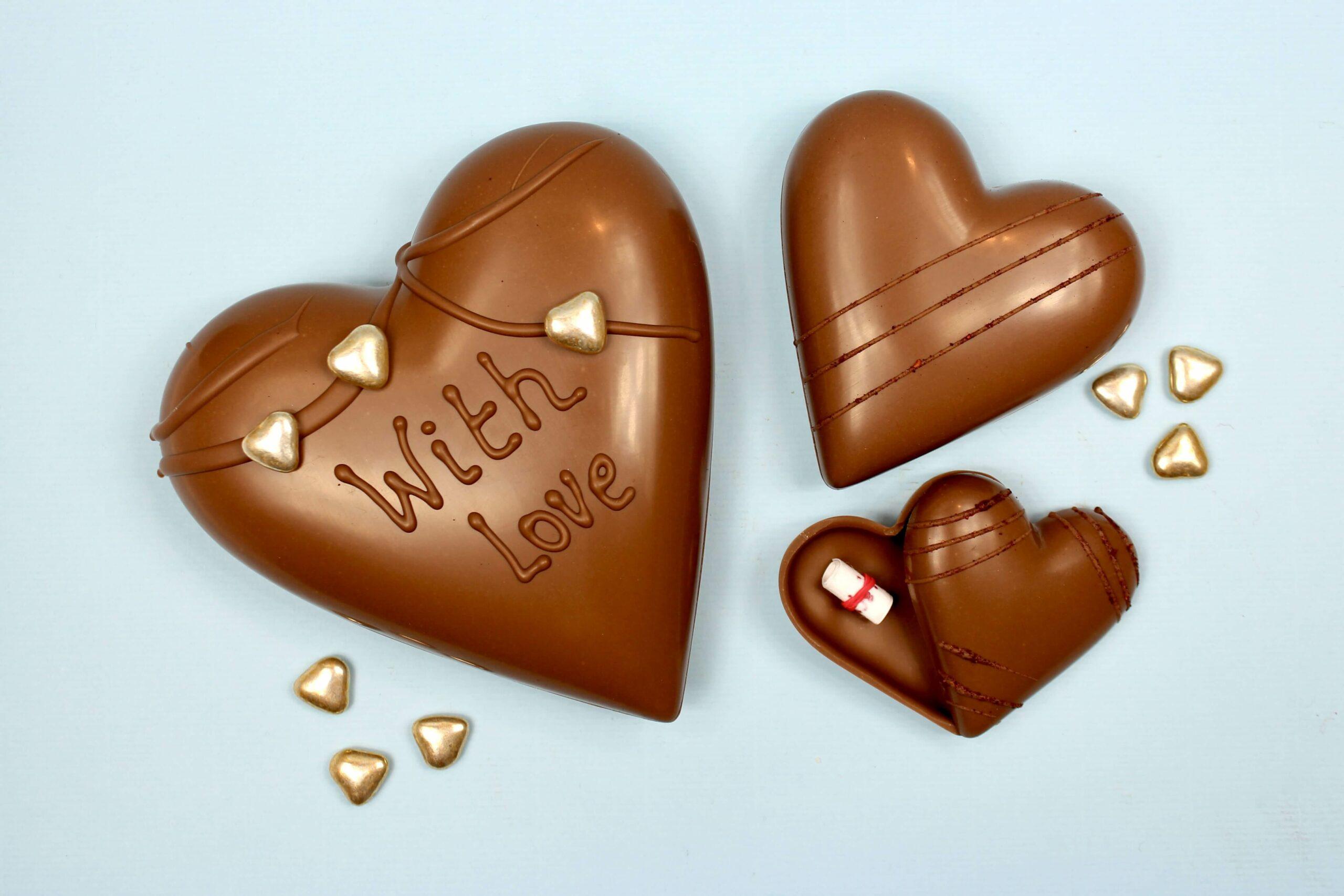 hd ghent matroeska heart milk chocolate valentine 2021 set of tree