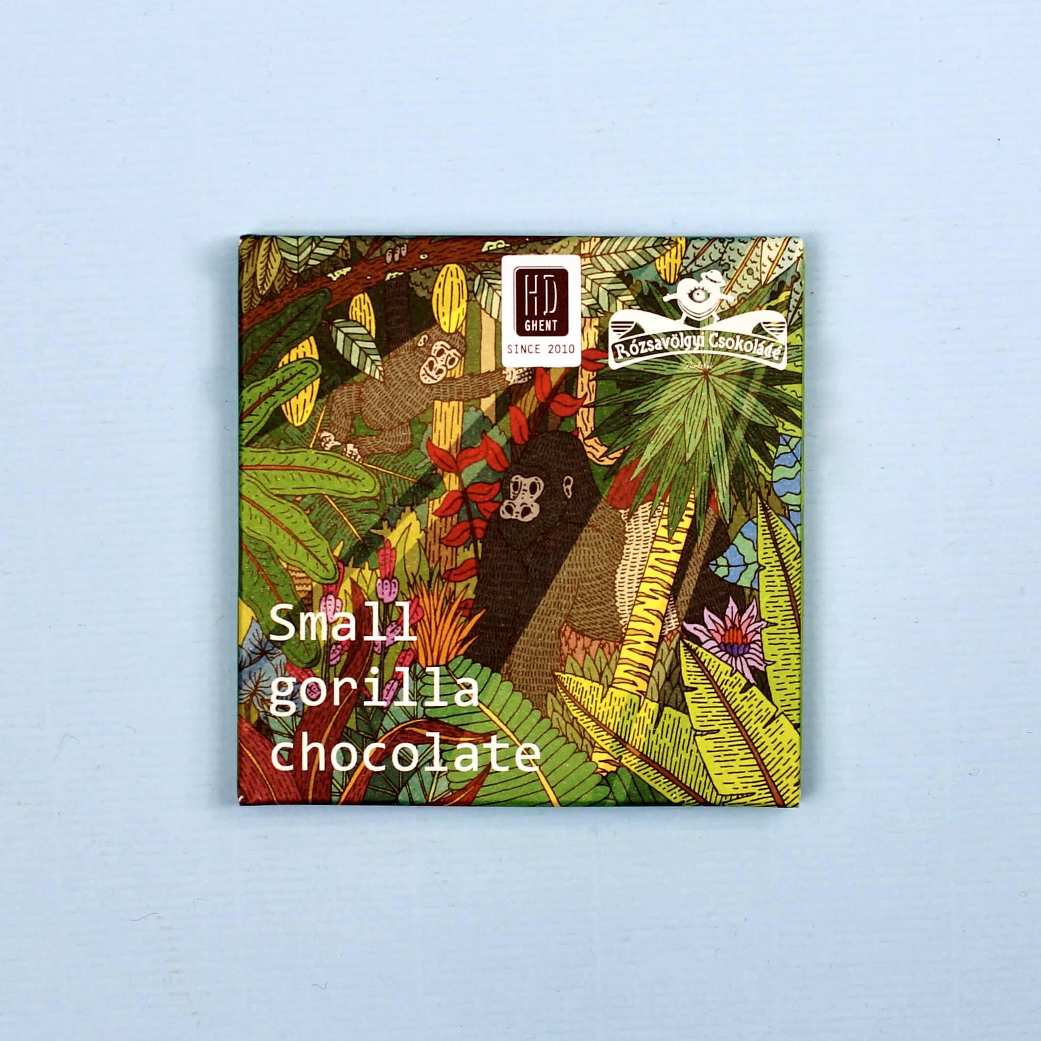 hd ghent rozsavolgyi csokolade small gorilla chocolate 75 tanzania