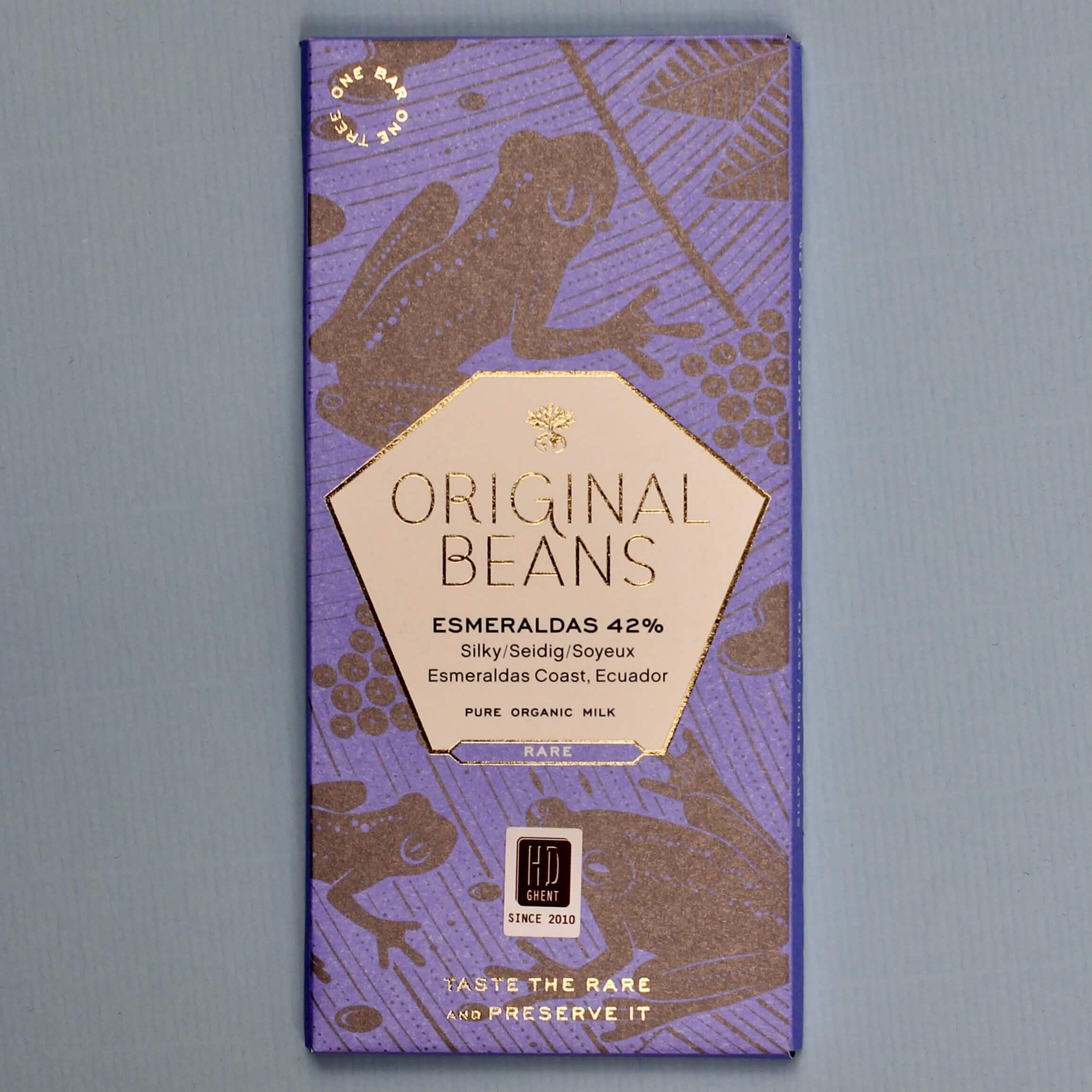 original beans esmeraldas 42 ecuador